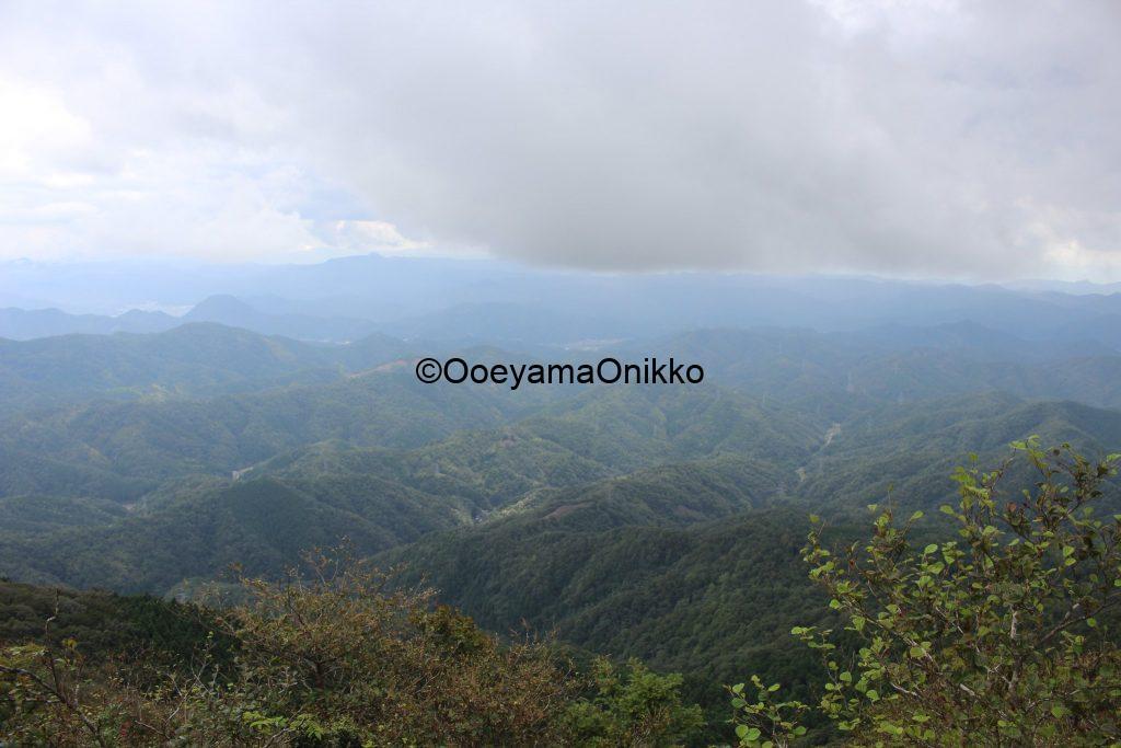 赤岩山山頂3