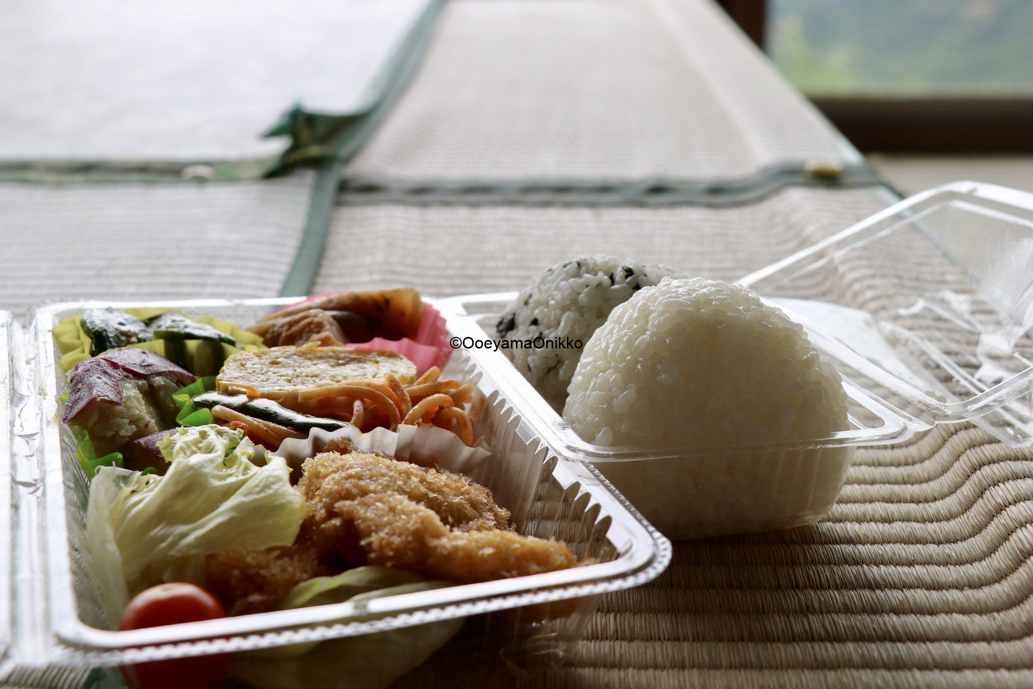 あつえ彩菜館お弁当2